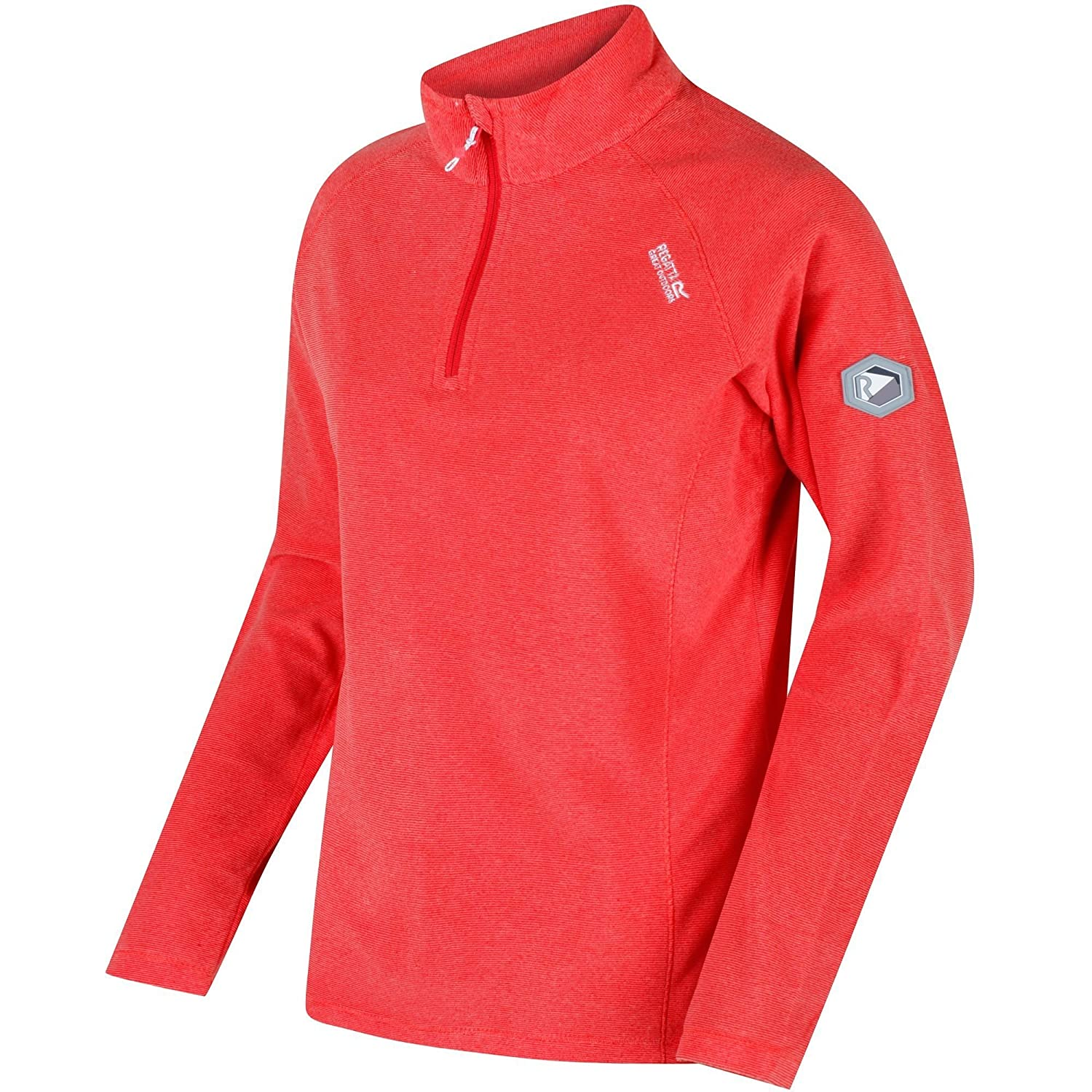 Regatta Great Outdoors Womens/Ladies Montes Half Zip Fleece Top