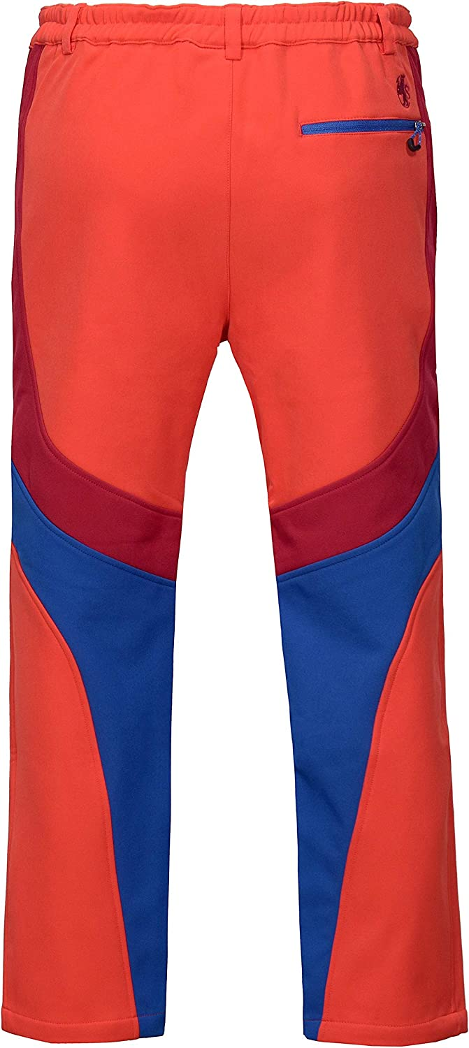 Little Donkey Andy Youth Boys Girls Winter Water Resistant Windproof Softshell Pants