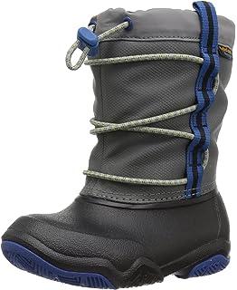 70c9f87c4c60 Crocs Kids  Swiftwater Waterproof Snow Boot