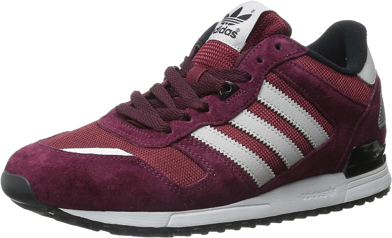 Mentalidad Moda lente  Amazon.com | adidas Originals Men's ZX 700 Lifestyle Runner Sneaker | Shoes