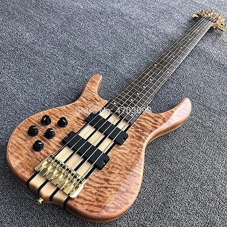 Guitarra eléctrica Smith Bass de 6 cuerdas, modelo izquierda ...