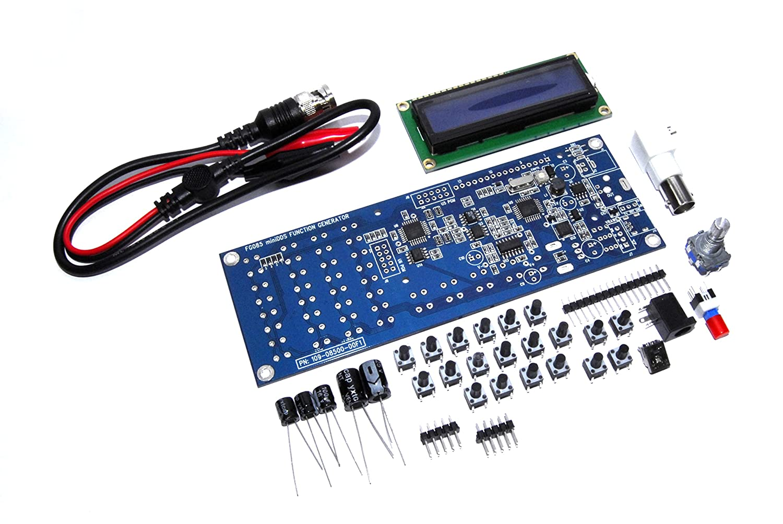 JYE-Tech FG085 miniDDS Function Generator 08502K Sine DIY Kit