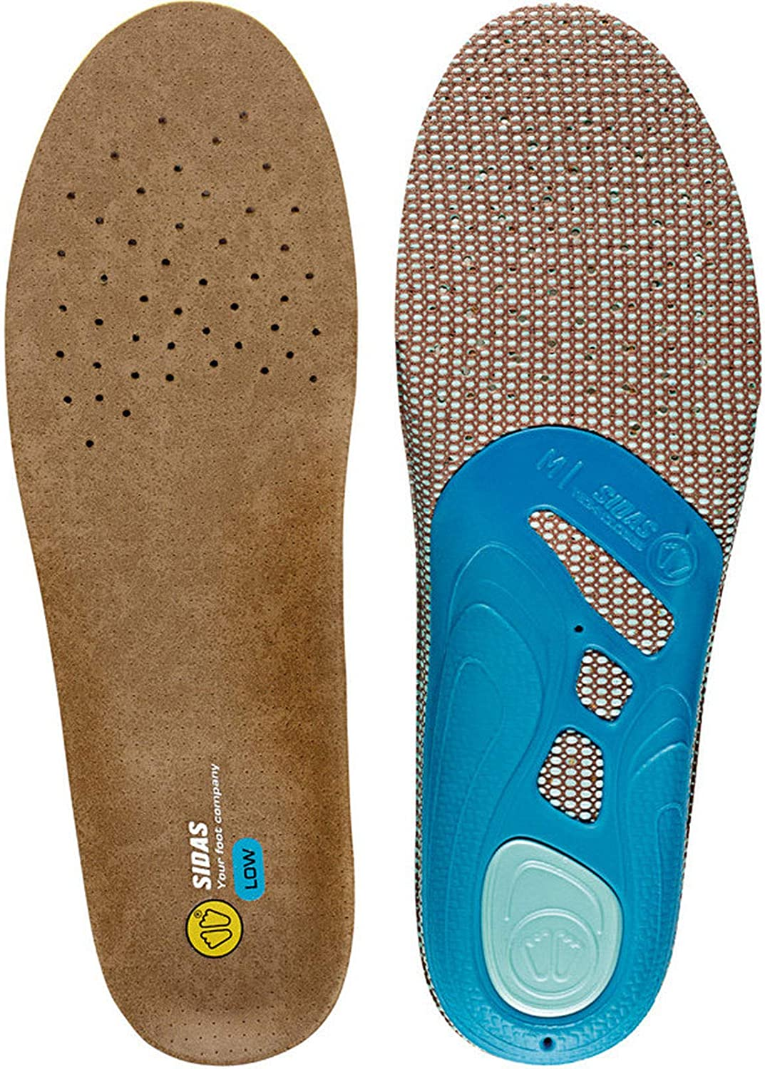 Sidas Outdoor Low Arch Insoles AW20