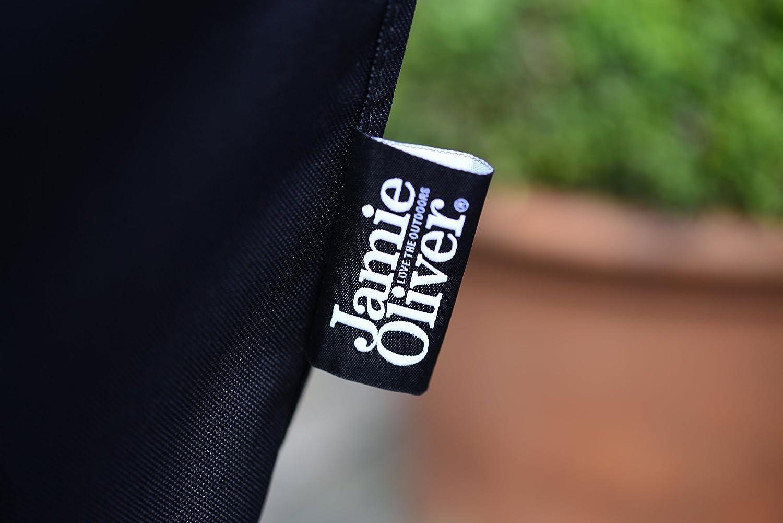 Abdeckhaube Für Gasgrill Jamie Oliver : Jamie oliver home 2 bbq cover: amazon.de: garten