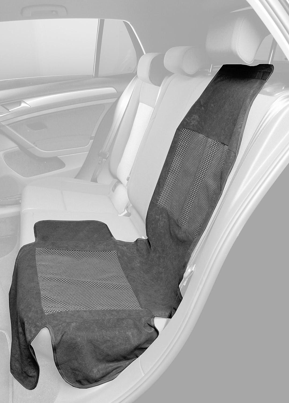 Osann Autositzauflage Standard Sitzschoner Geeignet Auch Für Isofix Schwarz Baby