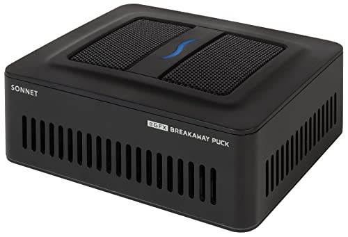 Sonnet eGFX Breakaway Puck Radeon RX 570 (Mac & Windows Compatible)