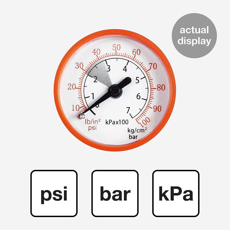 Eono Essentials Compresseur d/'air num/érique pr/ér/égl/é lumineux