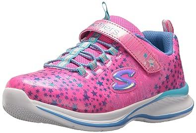df6b22858916 Skechers Kids Girls  Jumpin Jams-Cosmic Cutie Sneaker