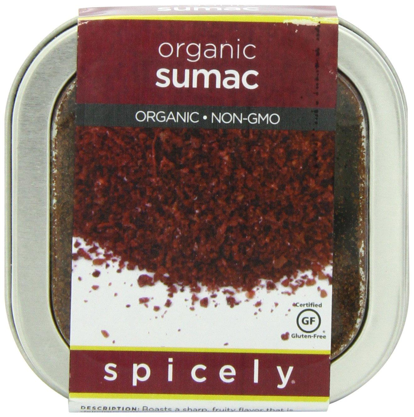 Spicely Organic Sumac - Tin