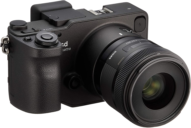Sigma Sd Quattro Spiegellose Systemkamera 3 Zoll Kamera