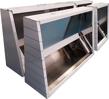 Comercial cocina campana extractora 1800 mm (6 pies): Amazon.es: Grandes electrodomésticos