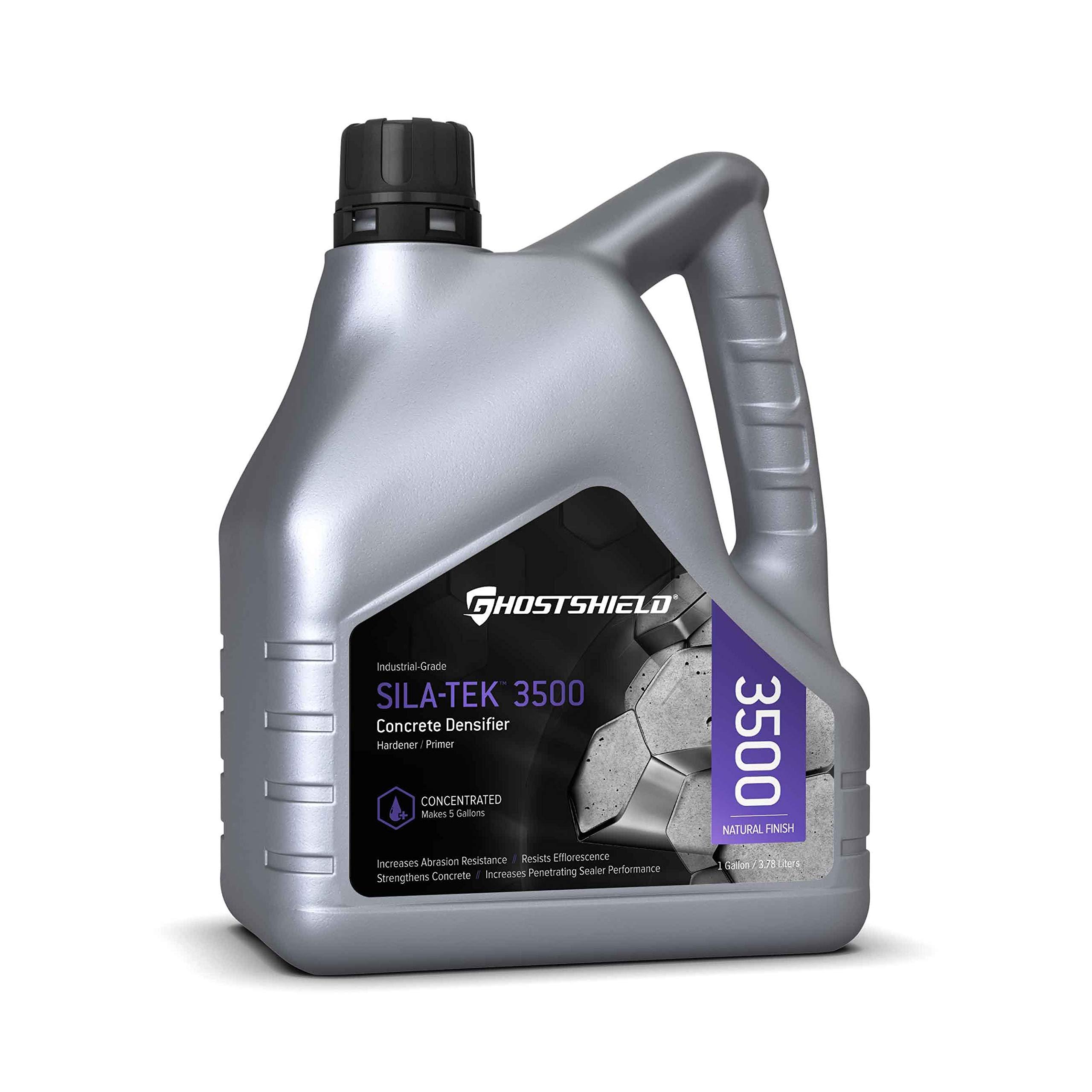 Sila-Tek 3500-1 Gallon Penetrating Concrete Densifier & Hardener