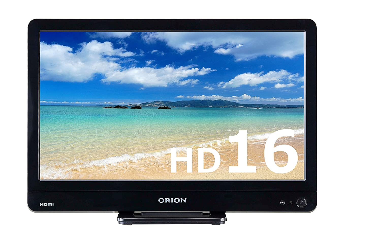 オリオン 16V型 液晶 テレビ DMX161-B1 ハイビジョン   2015年モデル B016UFWHJK