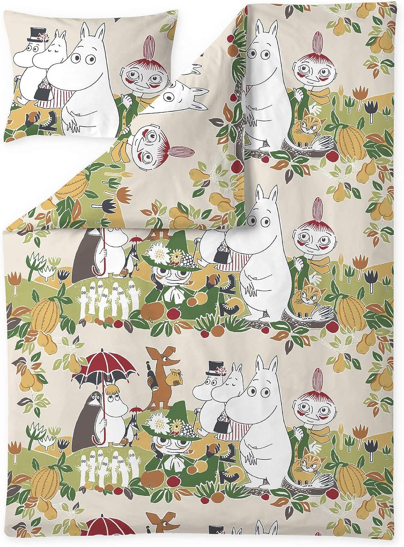Moomin Duvet Cover Pillo