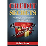 Credit Secrets: Secrets That Will Repair Your Credit Score To Improve Your Business And Personal Finances