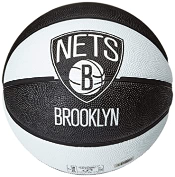 Pallone da basket Spalding Originale NBA Cavaliers & Brooklyn ...