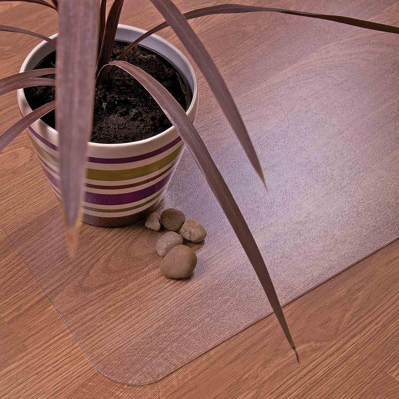 120cm x 150cm floortex unomat polycarbonate anti slip chair mat