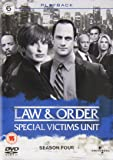 Law & Order: Special Victims Unit - Season 4 [Import anglais]