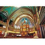 3000ピース ジグソーパズル 究極 パズルの達人 ノートルダム大聖堂[カナダ] スモールピース(73x102cm)