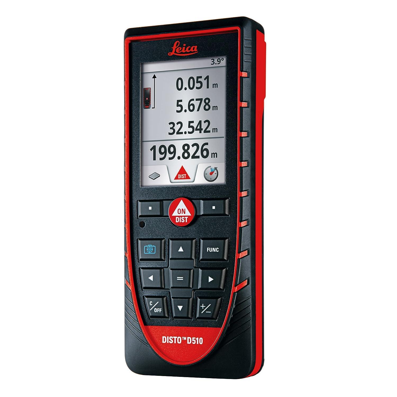 ライカ レーザー距離計 ライカディストD510 PSC認定取得日本正規品 DISTO-D510 B00DH7HADS