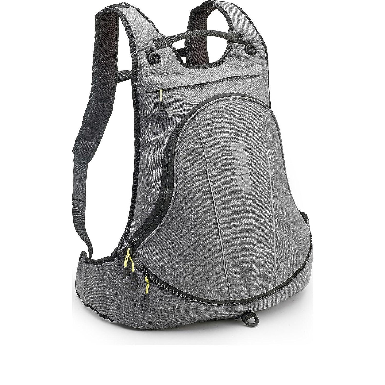 Givi EA104GR Easy-Bag-Backpack Grey Made of Cordura Volume 22-26 litres/max. Additional Load 3 kg GIVI Deutschland GmbH
