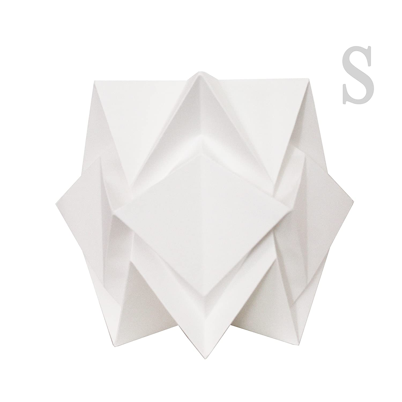 Lampada da tavolo origami originale in carta