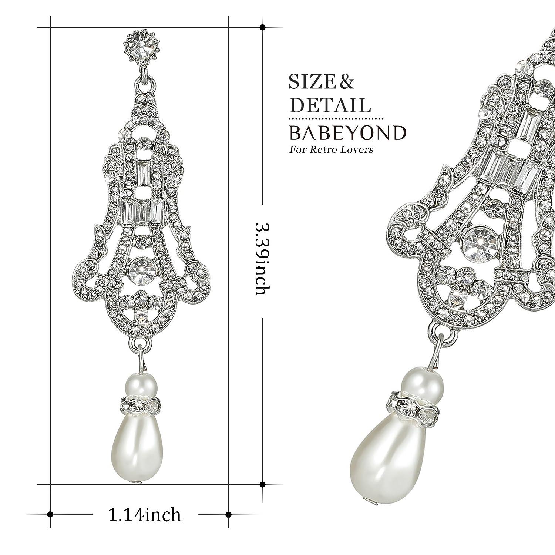 Earrings Unused In Orig Bx Hot Sale Sterling & Fresh Water Pearl Necklace & Mat