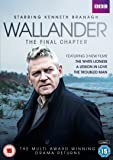 Wallander - Series 4: The Final Chapter [DVD] [2016]