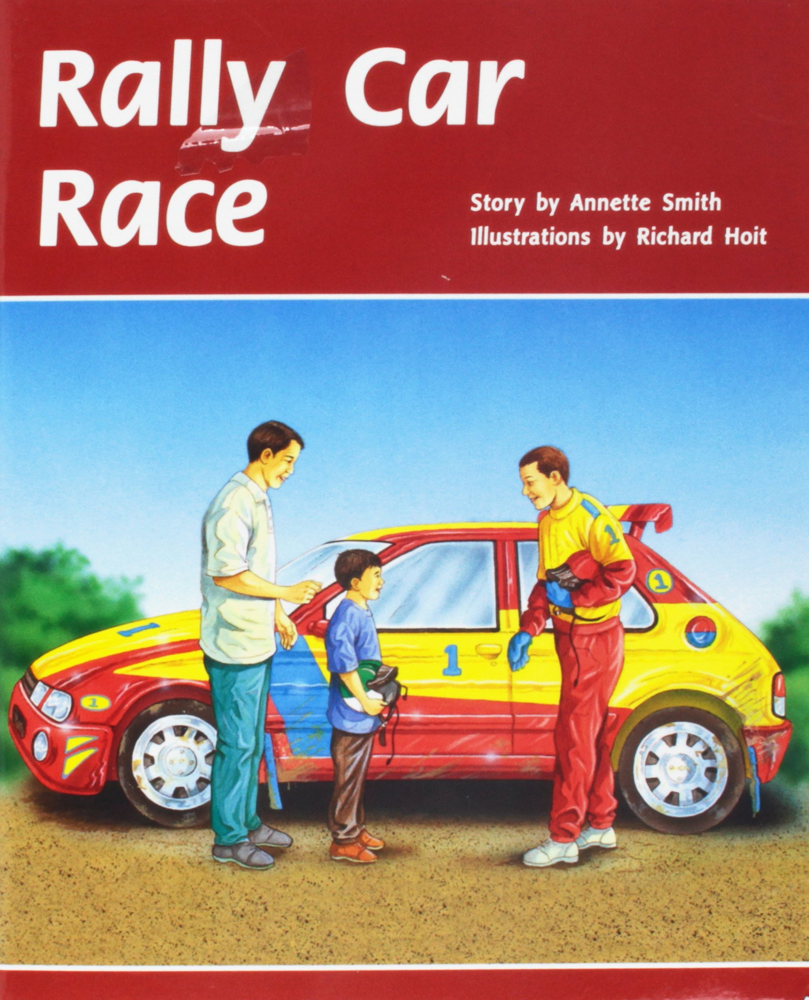 Rigby PM Plus: Individual Student Edition Purple (19-20) Rally Car Race ebook