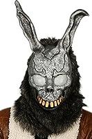 Donnie Darko Bunny Mask Deluxe Frank Helmet with Fur Cosplay Accessory Xcoser