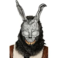 Xcoser Mask Costume Latex Gray Cosplay Helmet for Adult Men Fancy Dress Clothing Halloween