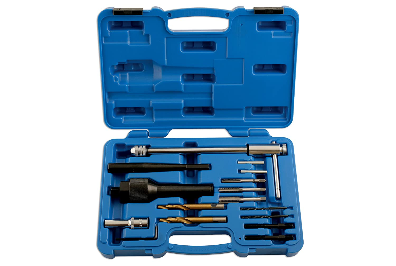 Laser 5205 Glow Plug Removal Set Tool Connection (EU)