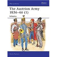 Austrian Army 1836-66 (1): Infantry: Infantry v. 1