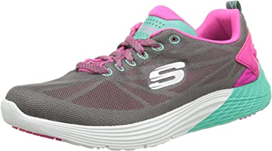 Nice Womens Skechers Valeris Front Page Running Shoes Blue