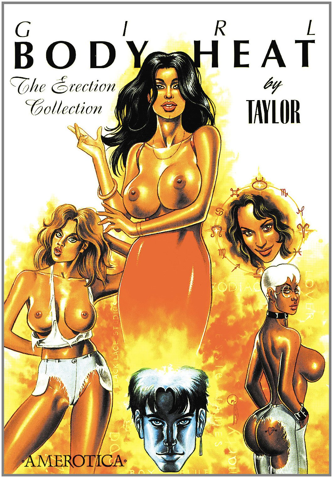 Girl: Body Heat Vol.1: The Erection Collection