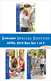 Harlequin Special Edition April 2016 Box Set 1 of 2: Fortune's Special Delivery\How to Land Her Lawman\An Officer and Her Gentleman (The Fortunes of Texas: All Fortune's Children)