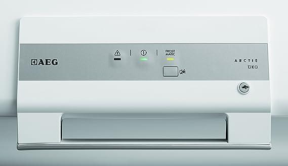 Aeg Kühlschrank Bedienungsanleitung : Aeg arctis a hlw gefriertruhe a kwh jahr