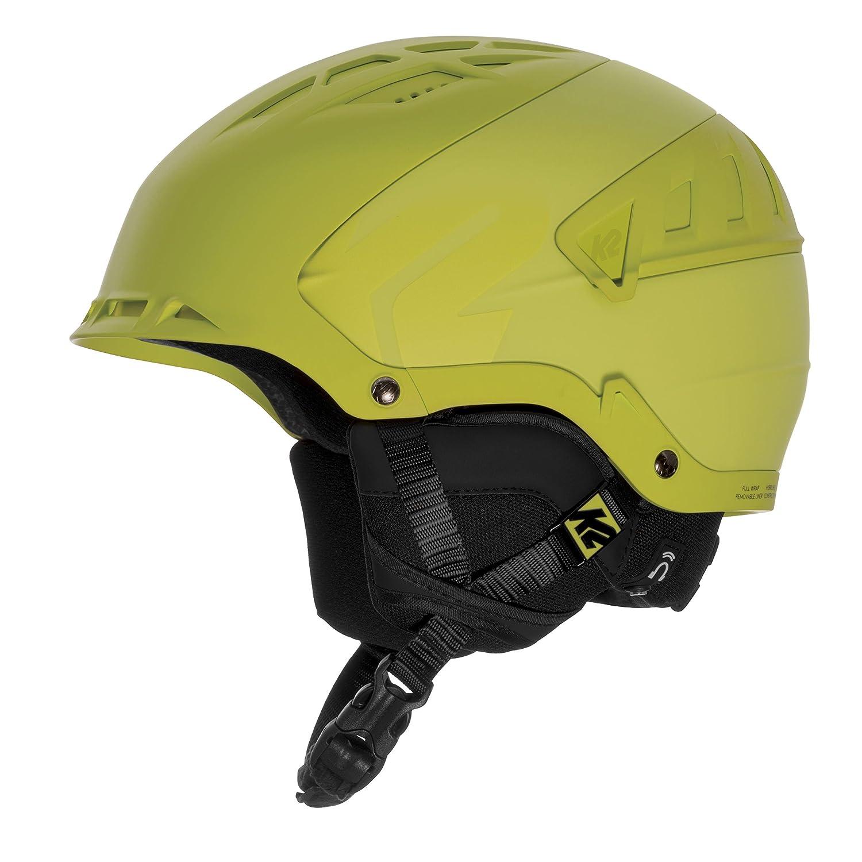 K2 Skis Herren Skihelm DIVERSION schwarz 10A4000.1.1 Snowboard Snowboardhelm Kopfschutz Protektor