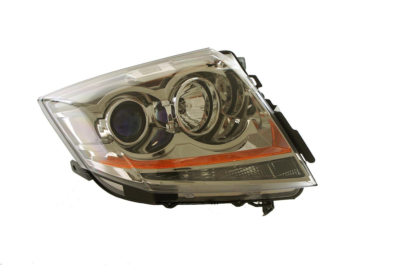 Genuine GM Parts 25897357 Driver Side Headlight Assembly Composite Genuine General Motors Parts