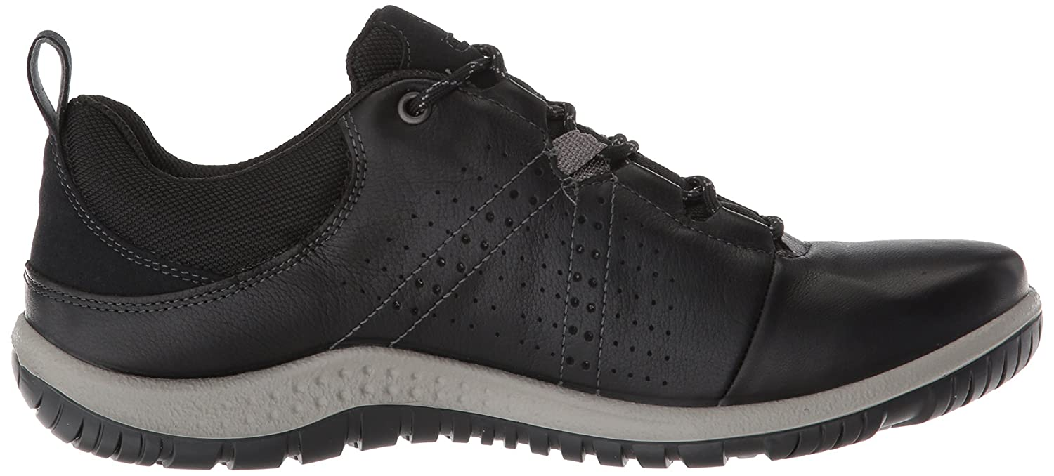 ECCO Women's M Aspina Low Hiking Shoe B076ZZ2GZZ 41 M Women's EU (10-10.5 US)|Black/Black 94dccf