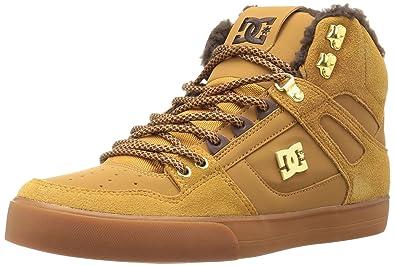 d7b0dbc03c Amazon.com  DC Men s Spartan High WC WNT Sneaker  Shoes