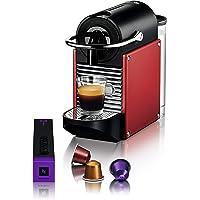 Máquina de Café Pixie Red Carmine, 110V, Nespresso, Vermelho