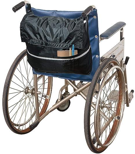 Amazon.com: Mochila para silla de ruedas (V) Segunda edición ...