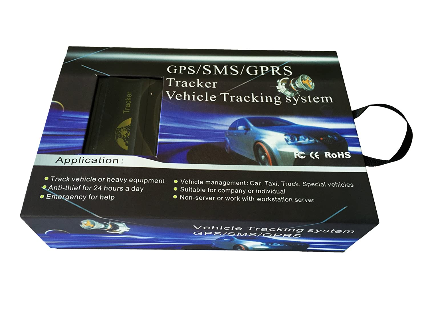 Gps Car Tracker With Gprs And Vehicle Theft Protection Consumer Electronics Gt Units See