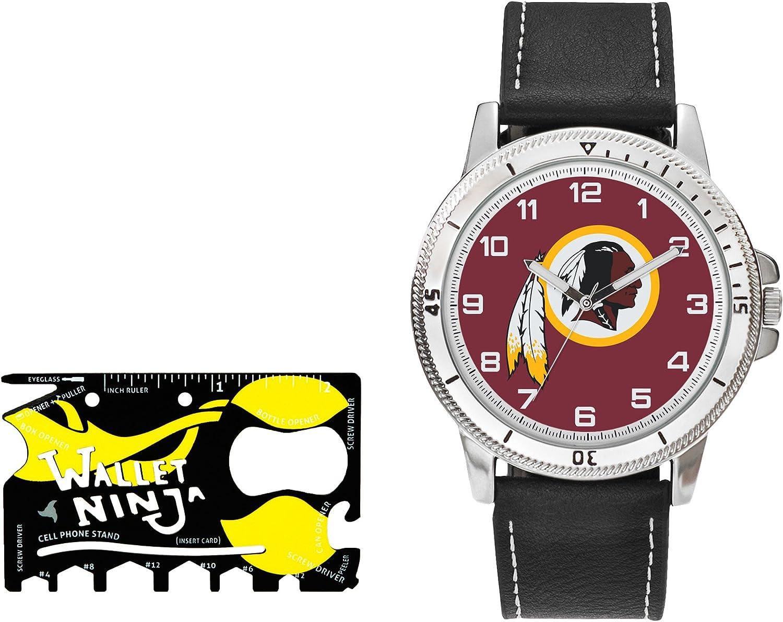 NFL Watch and Wallet Ninja