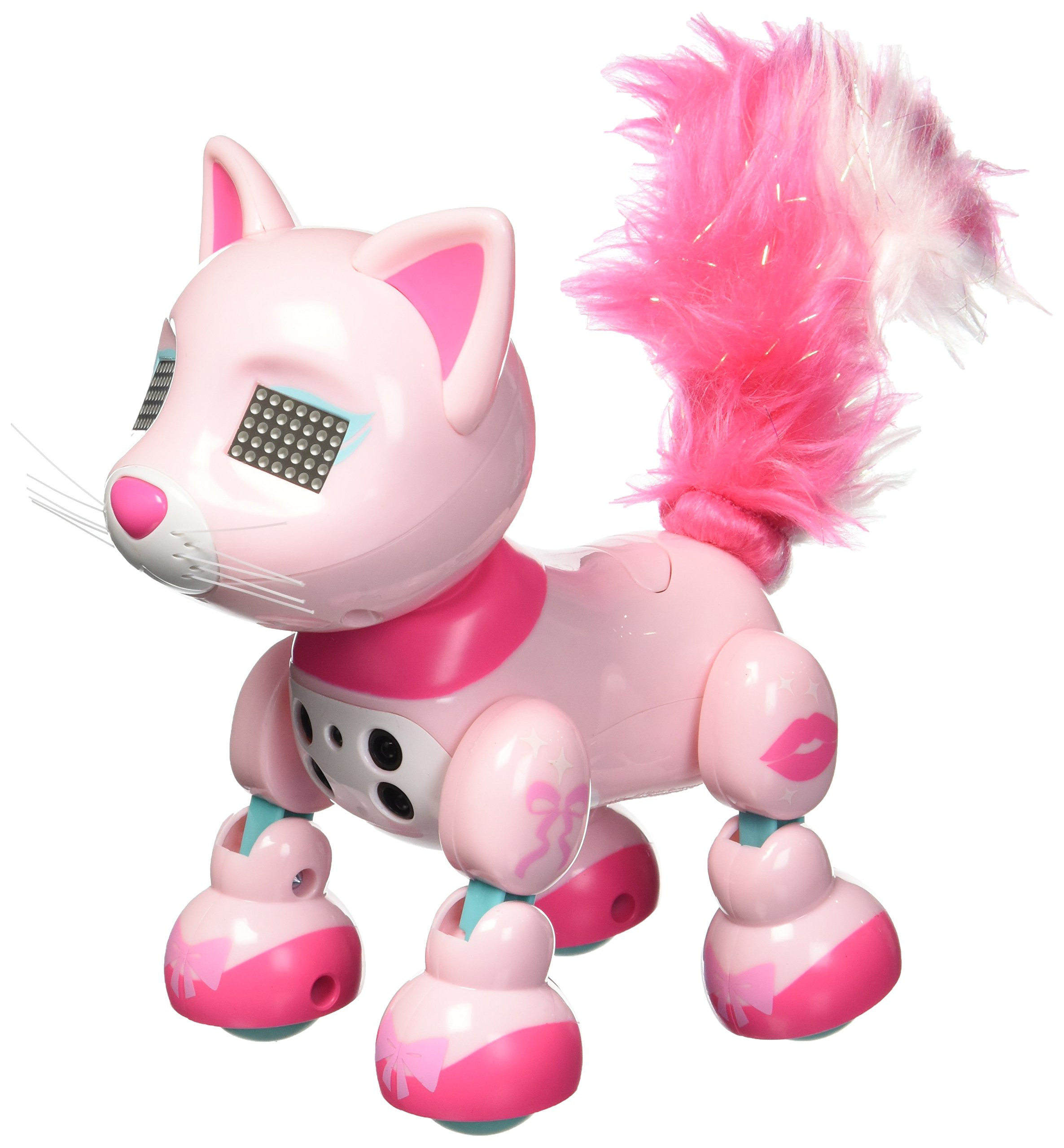 Zoomer Meowzies, Chic, Interactive Kitten with Lights, Sounds and Sensors by Zoomer (Image #1)