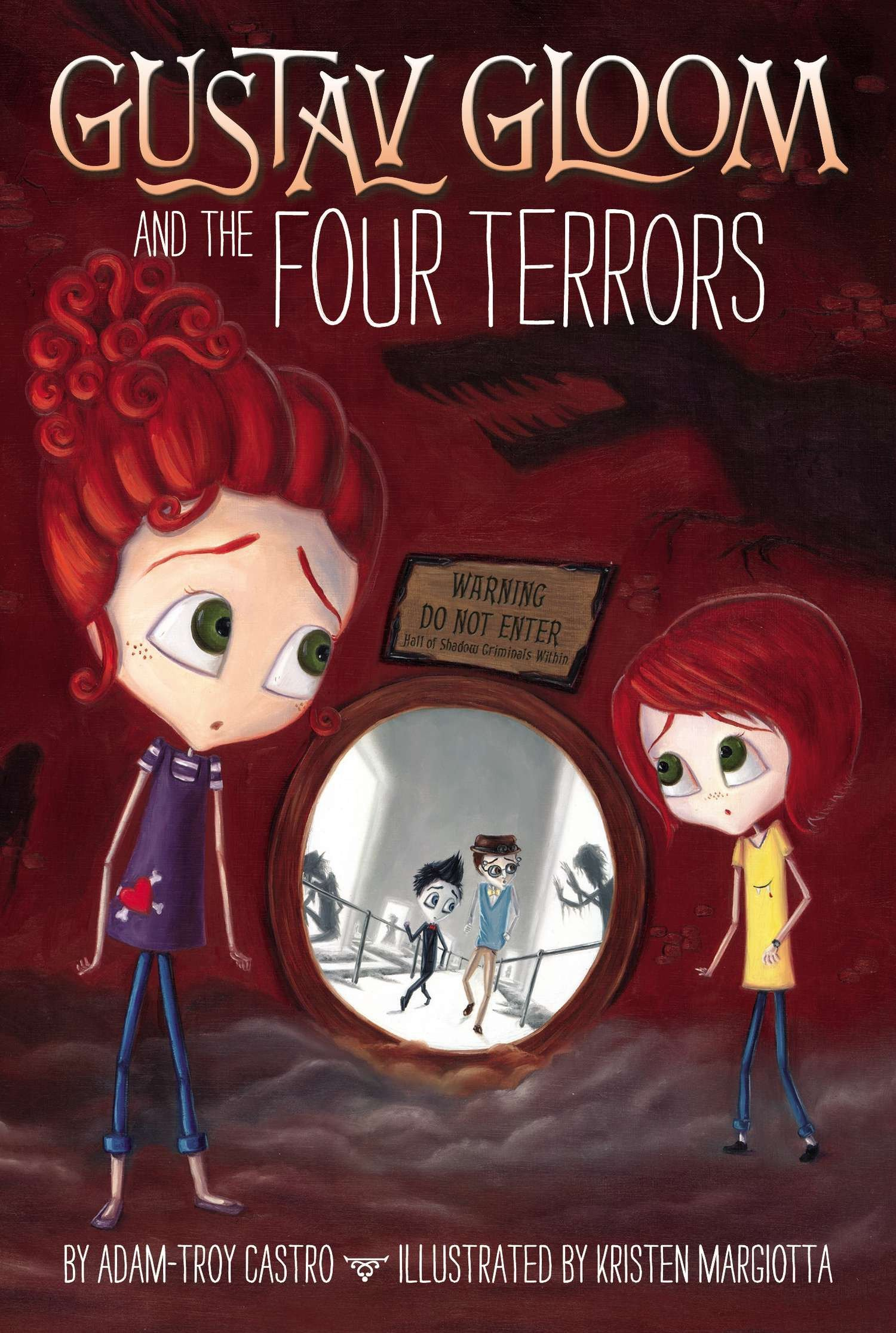 Gustav Gloom and the Four Terrors #3 ebook
