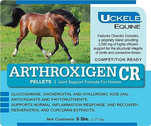 Uckele Arthroxigen Pellets for Horses, Joint Supplement