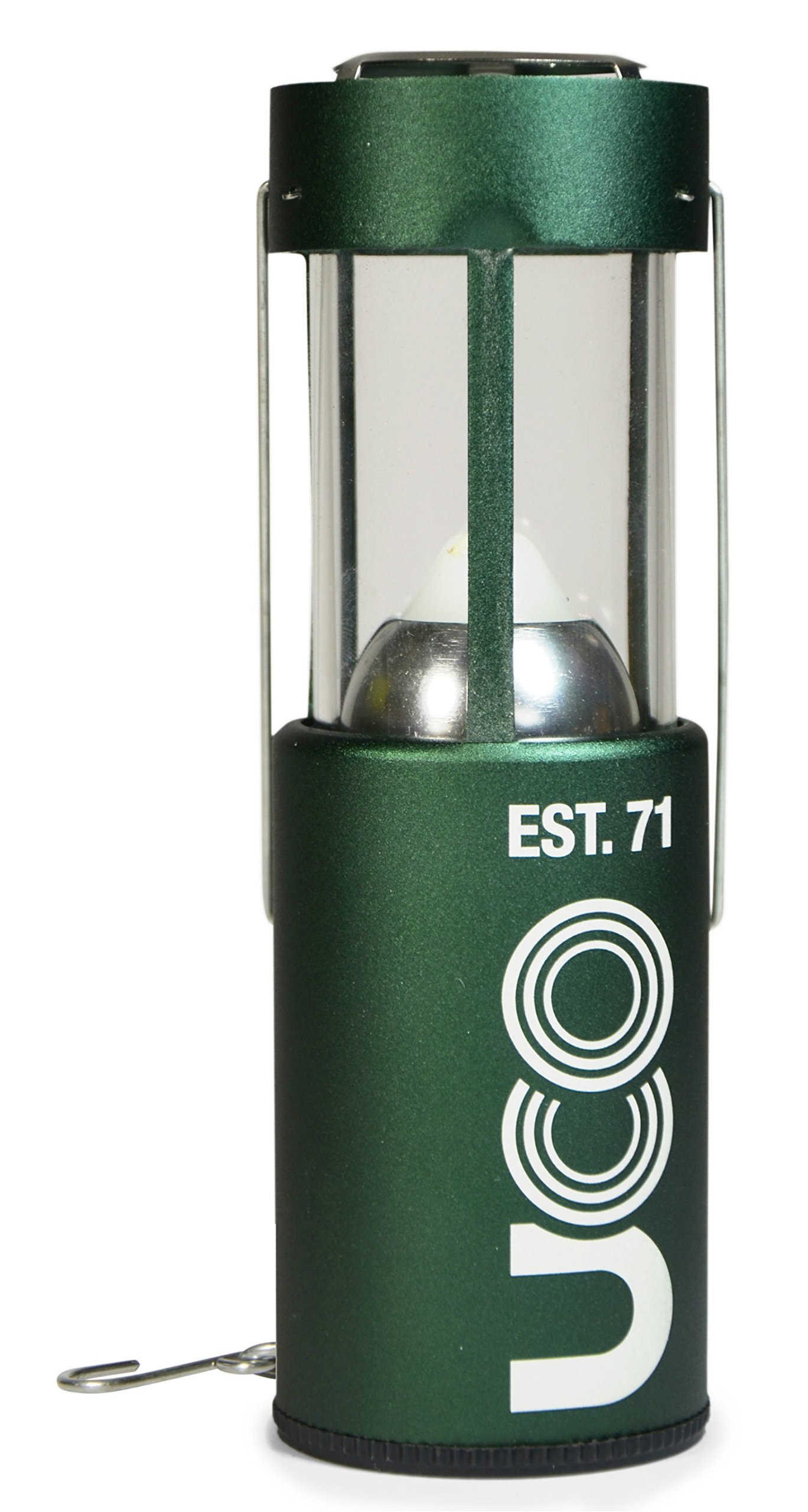 UCO Original Collapsible Candle Lantern, Anodized Green