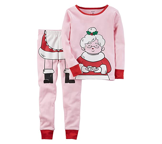 9c3f627a5b4b Amazon.com  Carter s Girls  2 Piece Pj Set (377g022l)  Clothing